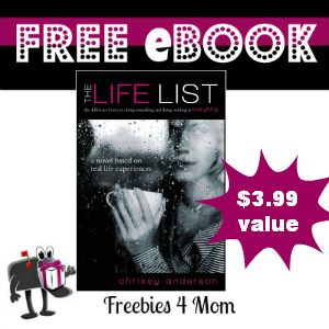 Free eBook: The Life List ($3.99 Value)