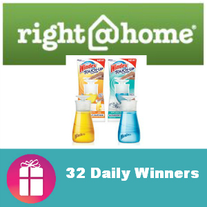 Sweeps Right @ Home's $10,000 For Your Home