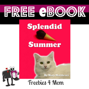 Free eBook Splendid Summer ($1.99 value)