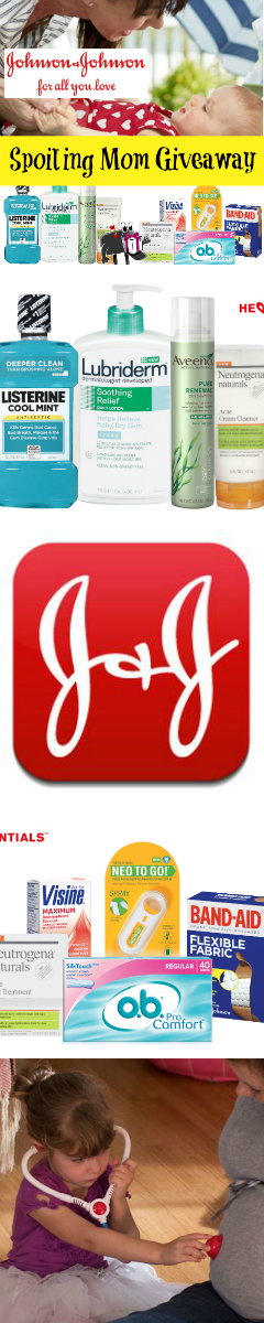 Johnson and Johnson Giveaway