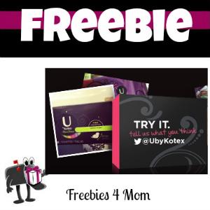 Freebies U by Kotex