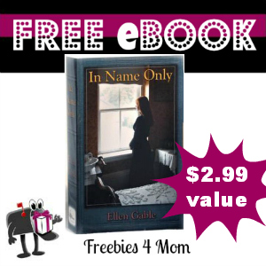 Free eBook: In Name Only ($2.99 Value)