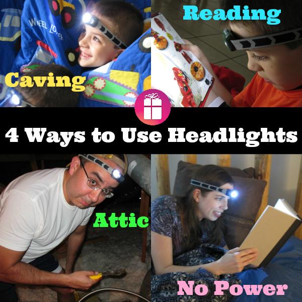 4 Ways to Use Headlights #LightMyWay