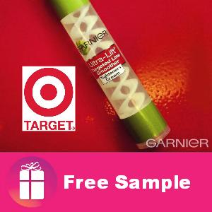 Freebie Garnier Ultra-Lift from Target