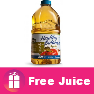 Freebie Old Orchard Healthy Balance Juice