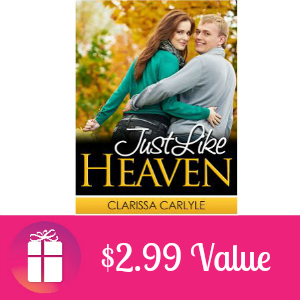 Free eBook: Just Like Heaven ($2.99 Value)
