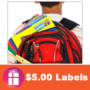 140 Labels for $5.00