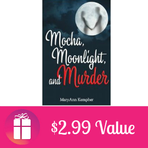 Free eBook: Mocha, Moonlight and Murder