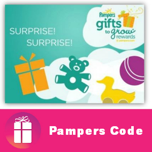 50 pt. Pampers Code for Halloween