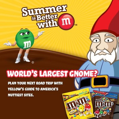 $50 M&M's Summer Giveaway