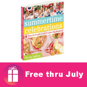 Free eCookbook: Summertime Celebrations