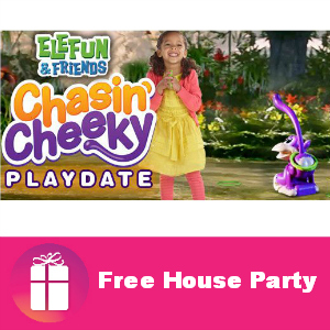 House Party: Elefun & Friends Chasin' Cheeky