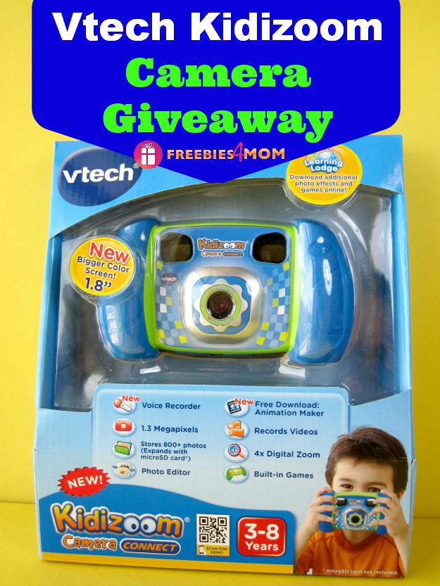 Vtech Kidizoom Camera Giveaway