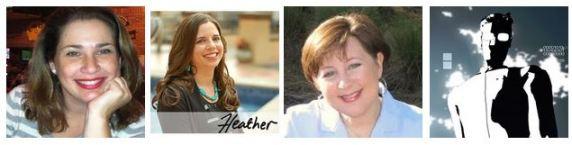 #HoyaLenses 'Dear Jillian' Twitter Party Hosts