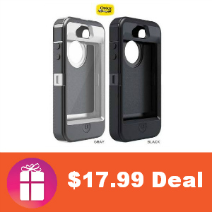 $17.99 OtterBox Defender Series Case