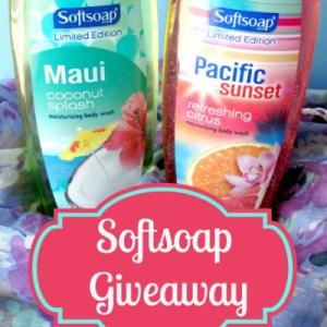 Softsoap Body Wash Winner