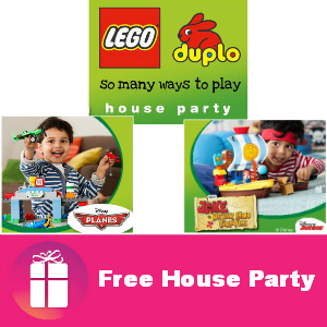 Free House Party: Lego Duplo
