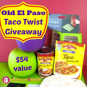 Old El Paso Taco Twist