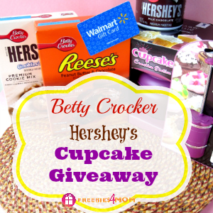 Betty Crocker Hershey's Cupcake Winner