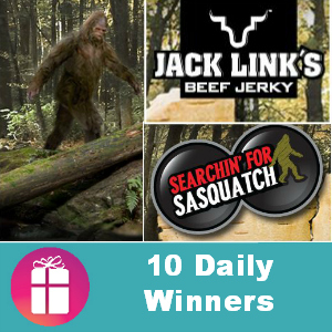 Sweeps Jack Link's Searchin' for Sasquatch