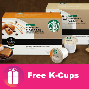 Free Sample Starbucks K-Cups