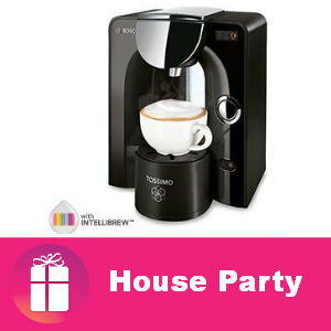 Free House Party: Tassimo Brewing ($170 Value)