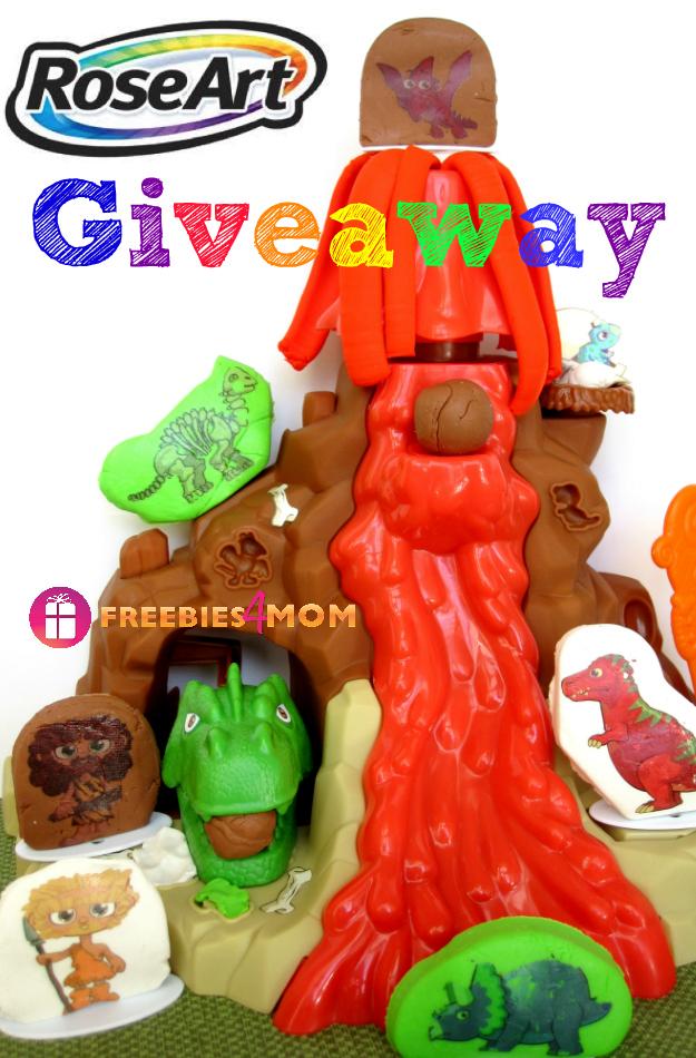 RoseArt Magic Fun Dough Giveaway