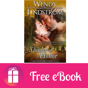 Free eBook: Shades of Honor ($3.99 Value)