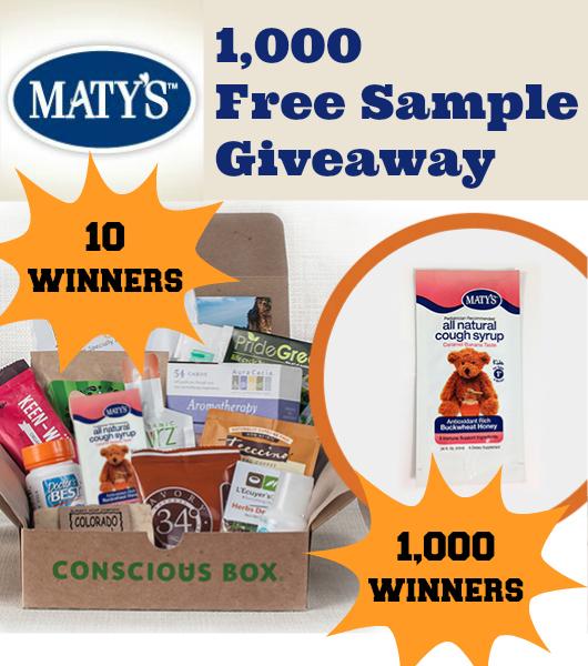 Free Sample of Maty's