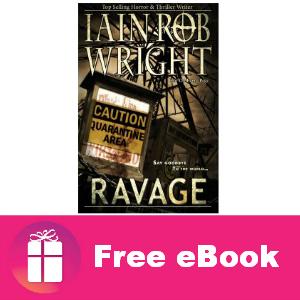 Free eBook: Ravage ($3.99 value)