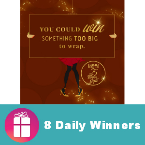 Sweeps Ferrero Rocher 25 Days Wrapped in Gold