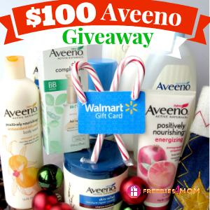 $100 Aveeno Giveaway