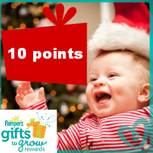 10 Pampers Gifts to Grow & Pampers Coupon