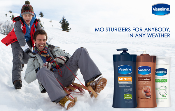 Vaseline Weather the Weather
