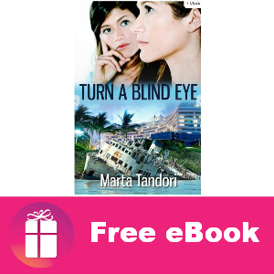Free eBook: Turn a Blind Eye ($3.99 Value)