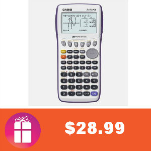 $28.99 Casio Plus Graphing Calculator