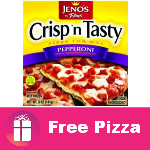 Free Jeno's Pizza at Kroger