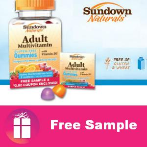 Free Sundown Naturals Gummies