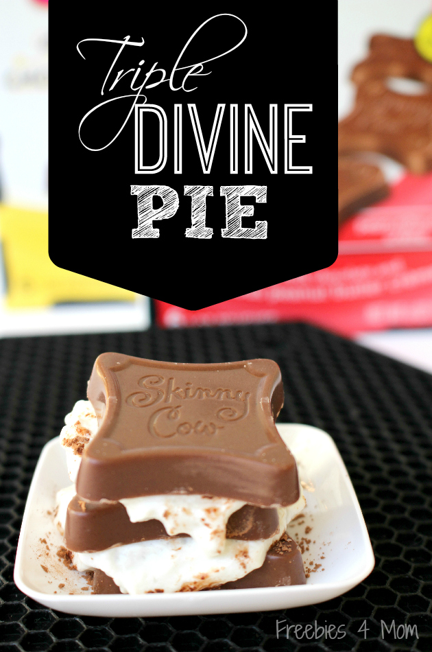 Triple Divine Pie #WowThatsGood #shop