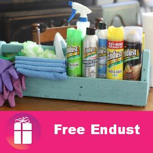 Free Sample of Endust