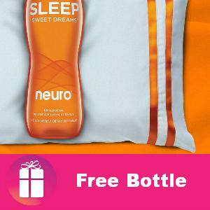 Free Bottle of Neuro Sleep
