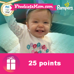 25 pt Pampers Code