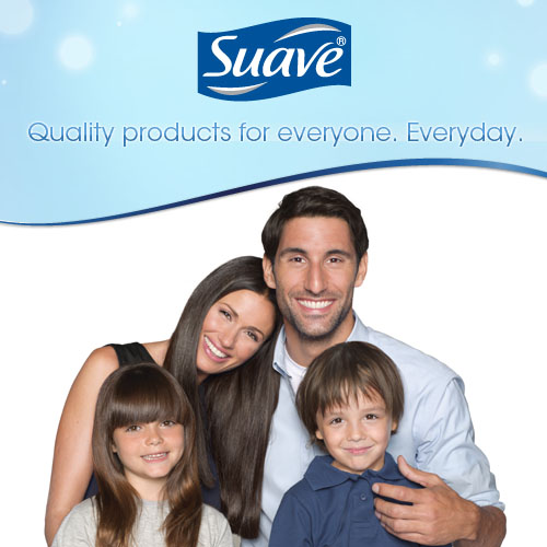 Pick Your Suave Prize Giveaway