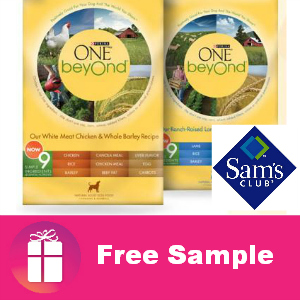 Free Sample Purina One Beyond
