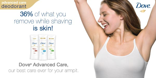 $2.00 on Dove® Advanced Care Coupon