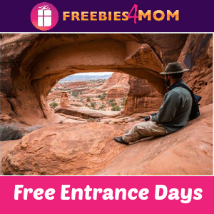 Free Entrance in the National Parks Aug. 25