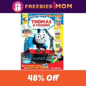 Magazine Deal: Thomas & Friends $14.99