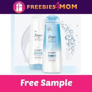 Free Sample Dove Advanced Hair Series