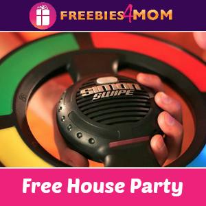Free House Party: Simon Swipe Challenge
