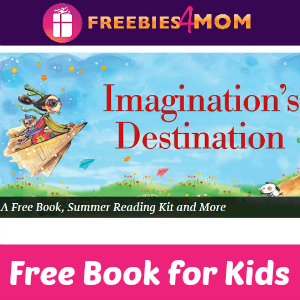 Earn a Free Book for Kids at Barnes & Noble